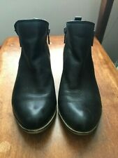 Lucky Brand-Basel Bootie Side Zip Womens-Size 6