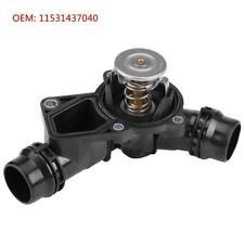 Thermostat & Housing 2 Pin For E46 E39 X5 X3 Z3 Z4 325i 330i 525i 528i 530i