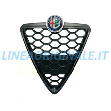Griglia Nero Lucida ORIGINALE Alfa Romeo Giulietta MY2016 Scudo anteriore