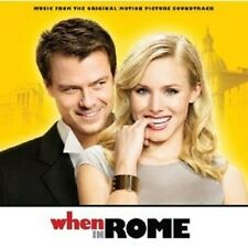 WHEN IN ROME CD OST MIT KATY PERRY UVM. NEU