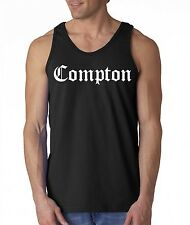 Compton  jersey shirt TANK TOP  (Multiple Sizes & Colors)