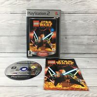 Lego Star Wars: The Video Game - (Sony PlayStation 2, 2005, PAL) VGC