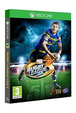 Rugby League Live 3 [Xbox One XB1, Region Free, Sports, Career Mode, Online] NEW