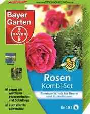 """Bayer """"Rosen Kombi-Set"""" 100ml Rosen-Pilzfrei Baymat, 30ml Schädlingsfrei Lizetan"""