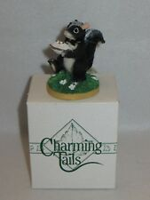 The Ring Bearer Charming Tails Fitz & Floyd 82/104 - Mib