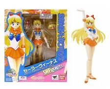 SAILOR MOON - Sailor Venus Figuarts - 14cm Bandai