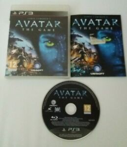 Ps3 Avatar: The Game (PlayStation 3, 2009) MINT EXCELLENT FAST POST