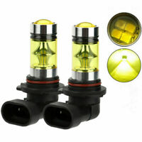 2PCS 9006 HB4 LED Fog Light Bulb For BMW 323I & 328I 2000-1999 / 645CI 2005-2004