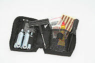 AIRPRO Motorcycle Tubeless Tyre Puncture Repair & Inflation Kit (NEW)