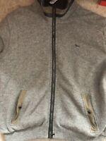 Men's Harmont And Blaine Jacket, Beige Colour, Size 3XL, Used