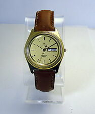 Hamilton Day-Date Man's Vintage Wristwatch Very Good to Excellent Condition