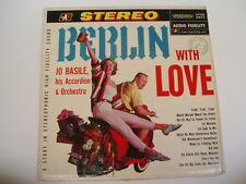 JO BASILE - Berlin With Love - Accordion LP