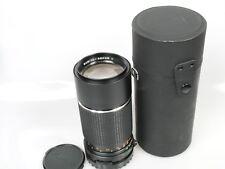 MAMIYA-SEKOR C 210mm 1:4 4/210 f=210mm 1:4 für for Mamiya 645 TOP Near MINT