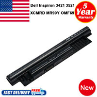 14.8V 40WH XCMRD Battery For Dell Inspiron 15R-5521 15 3521 14 N3421 5421 PC TOP