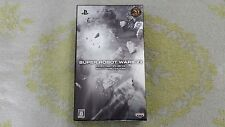 SUPER ROBOT WARS ZII 2 SPECIAL ZII BOX, SONY PSP, PLAYSTATION, JAP/IMPORT/JP