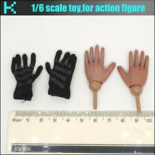 L07-60 1//6 scale Action figure knuckle duster /& hands
