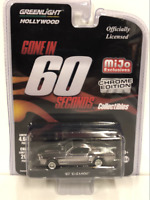 Gone in 60 Seconds 1967 Eleanor Chrome Edition 1:64 Greenlight 51227
