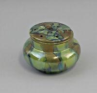 99845120 Lighted Blumen-Steck-Vase Ceramics Glaze Middle 20.Jh