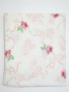 """1 Floral Youth Pillowcase ~ Pink ~ 15"""" x 18"""""""