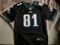 Authentic Nike Philadelphia Eagles Jordan Matthews On Field Jersey Size 44