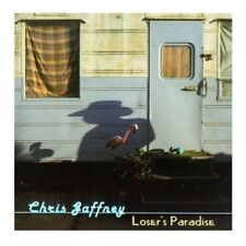 CHRIS GAFFNEY - Loser's Paradise CD 1995 Autographed / Signed by Artist