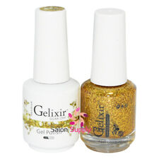 GELIXIR Soak Off Gel Polish Duo Set (Gel + Matching Lacquer) - 138