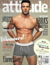 Attitude #236 October 2013 Uk's Best Gay Magazine Music Issue McFly