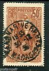 MADAGASCAR 1931, timbre 184, GENERAL GALLIENI, CHEVAL, oblitéré