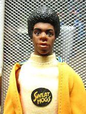WELCOME BACK KOTTER TV action figure 1973 Boom Boom Washington toy Sweathogs OG