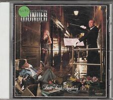 THUNDER - back street symphony CD japan edition