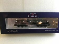 Liliput L265764 N Gauge Transport Wagon For Coiled Steel DB EP IV New T48 Post