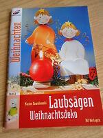 Bastelbuch - Laubsägen - Weihnachten - Deko - basteln - Handarbeit  - NEU