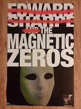Music Poster Promo Edward Sharpe and the Magnetic Zeros