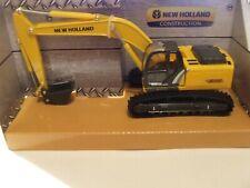 Burago New Holland E215C Hydraulic Excavator in 1:50 scale, New