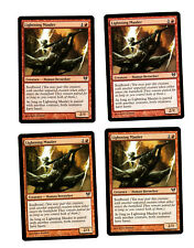 4x Lightning Mauler EX Avacyn Restored Mtg Magic EDH 4x x4