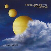 Bad Vibes - Nicola Partir Bo Trio CD Caligola