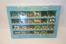 Marx Blue Ribbon Dogs Thoroughbred Dogs Marx Vintage Antiques Toys Hobbie HK4112