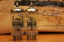 Tungsram PCC88 7DJ8 audio tube - MATCHED PAIR - NOS