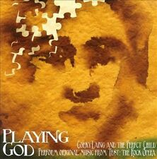 CORKY LAING AND THE PERFECT CHILD Playing God CD HST163CD