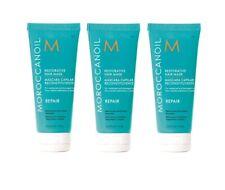 **NEW** 3 Pack Moroccanoil Restorative Hair Mask 2.53 oz