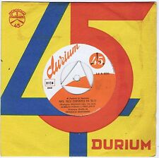 AURELIO FIERRO Nel Blu Dipinto Di Blu Italian 45 1958 Durium Eurovision