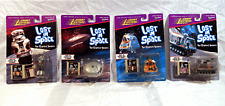 New listing Lost In Space - Johnny Lightning - Tv Series - Complete Set of 4 – 1998 – Momc
