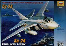Zvezda 1/72 Soviet AF Sukhoi Su-24 Strike Bomber