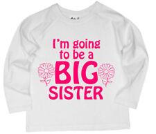 Vêtements T-shirts manches 3/4 pour fille de 2 à 16 ans en 100% coton