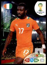 Panini Brazil 2014 Adrenalyn XL Siaka Tiéné Ivory Coast Base card