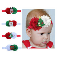 Headband Hair Bands Children Accessories Baby Flower Headwear Christmas G SE