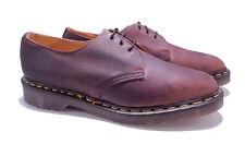 💥 Dr. Martens Doc England Rare Vintage Aztec Brown Gibson Shoes UK 6 US 8 💥