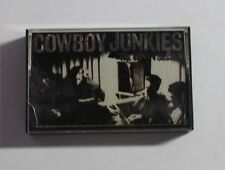 COWBOY JUNKIES The Trinity Sessions CASSETTE RCA Rec 8568-4-R US 1988 VG+