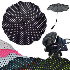 Babylux Sonnenschirm Schirm für Kinderwagen Ø68cm #6