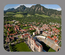 Item#3852 Colorado Buffaloes Complex Fly Over Mouse Pad